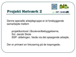 Projekt Netværk 2