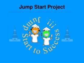 Jump Start Project