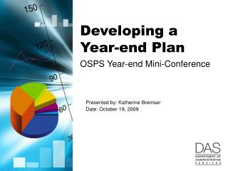 Developing a Year-end Plan OSPS Year-end Mini-Conference