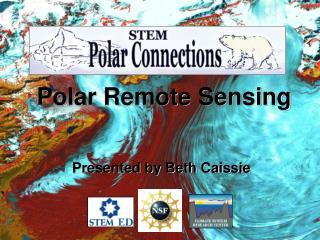 Polar Remote Sensing