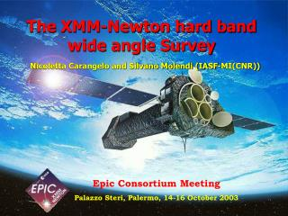 The XMM-Newton hard band wide angle Survey