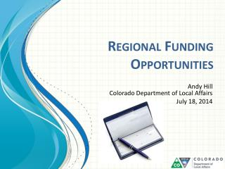 Regional Funding Opportunities