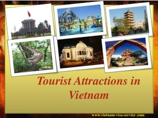 Tourist Attractions in Vietnam