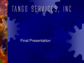Tango Services, inc