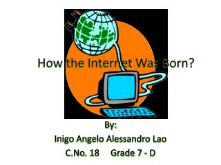 How the Internet Was Born?