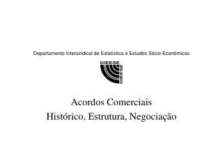 Departamento Intersindical de Estatística e Estudos Sócio-Econômicos