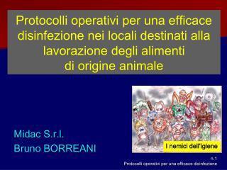 Midac S.r.l. Bruno BORREANI