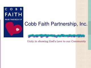 Cobb Faith Partnership, Inc.
