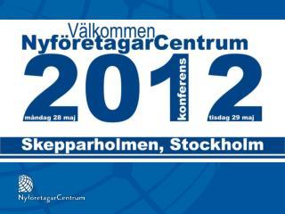 NYHETER  MENTOR EGET FÖRETAG   MÄSSAN &   NYFÖRETAGARVECKAN  RESULTAT 2011