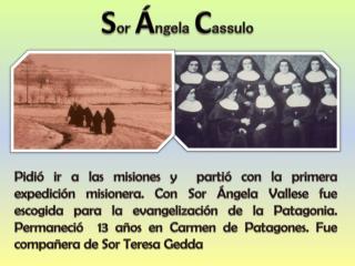 S or  � ngela  C assulo