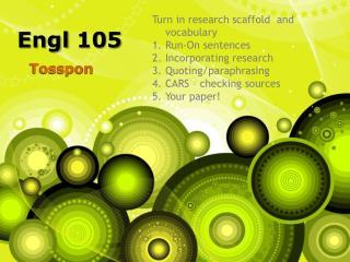 Engl  105