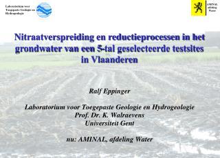 AMINAL  afdeling   Water