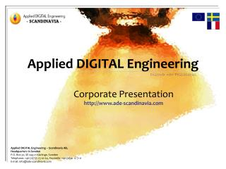 Applied DIGITAL Engineering
