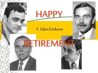 F. Glen Erickson