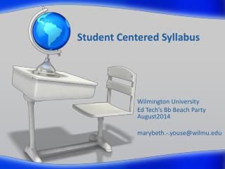 Student Centered Syllabus