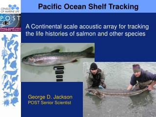 Pacific Ocean Shelf Tracking