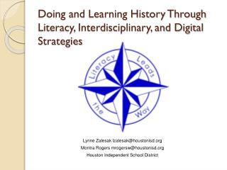 Doing and Learning History Through Literacy, Interdisciplinary, and Digital Strategies