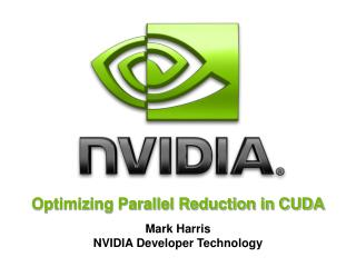 Optimizing Parallel Reduction in CUDA
