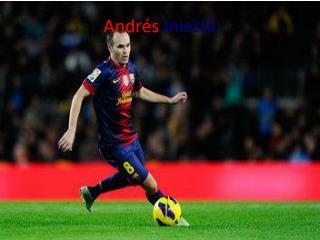 Andr és Iniesta