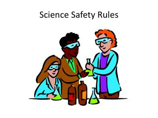 Science Safety Rules
