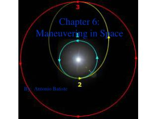 Chapter 6:   Maneuvering in Space