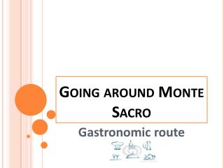 Going around Monte Sacro
