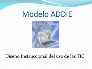 Modelo ADDIE