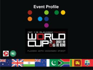 Event Profile Background Pakistan is the defending Champion of the ...