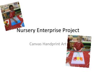 Nursery Enterprise Project