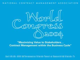 Breakout Session 812 John Ablard, Research Consultant Logistics Management Institute