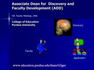 education.purdue/dean/Gilger