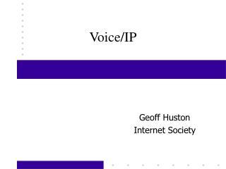 Voice/IP