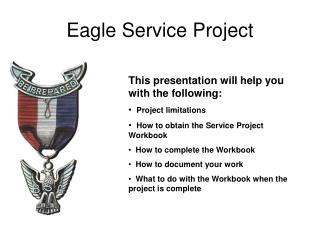 Eagle Service Project