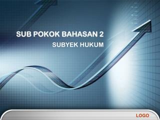 SUB POKOK BAHASAN 2