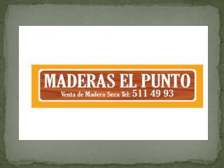 ESTRUCTURA DE COSTOS Y PRESUPUESTOS DE  MADERAS EL PUNTO
