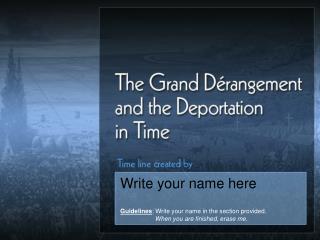 Write your name here