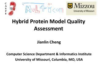 Hybrid Protein Model Quality Assessment