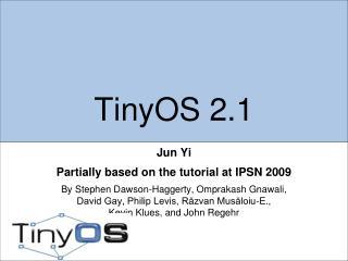 TinyOS 2.1