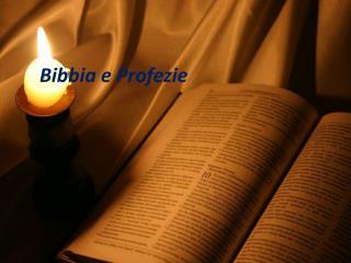 Bibbia e Profezie
