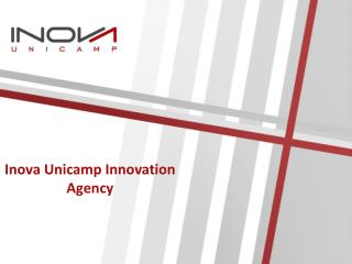 Inova Unicamp  Innovation Agency