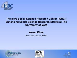 Activities at the ISRC
