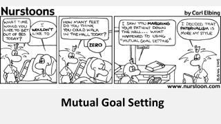 Mutual Goal Setting