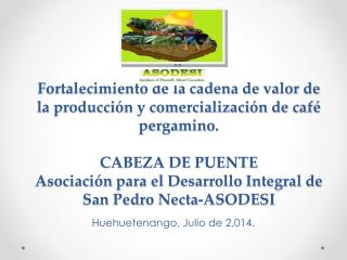 Huehuetenango, Julio de 2,014.