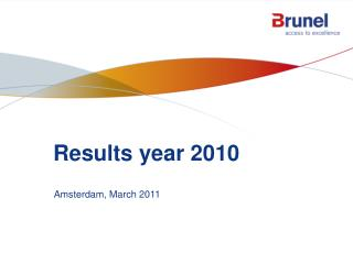 Results year 2010
