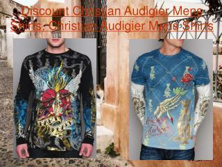 Christian Audigier store