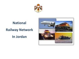 National  Railway Network  In Jordan