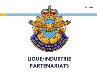 LIGUE/INDUSTRIE PARTENARIATS