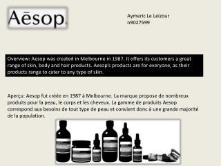 Aymeric Le  Leizour n9027599