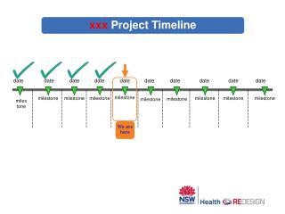 xxx  Project Timeline
