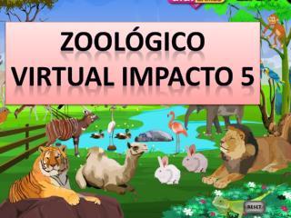 Zool�gico Virtual Impacto 5